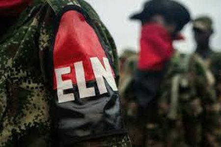 Colombia. El comandante militar del ELN, Antonio García comenta el