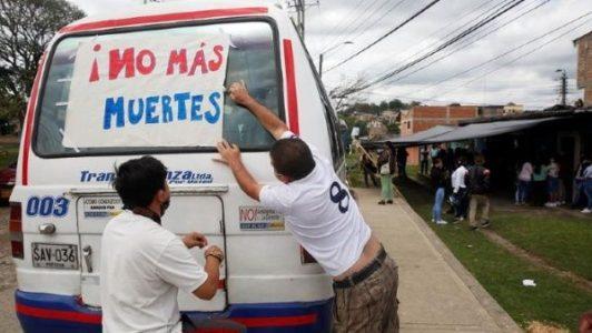 Colombia. Los datos del dolor: 46 masacres en lo que