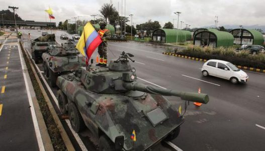 Colombia. Militares controlan Cali para sofocar las masivas movilizaciones populares
