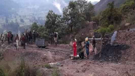 Colombia. Otro accidente en una mina: 14 trabajadores atrapados tras