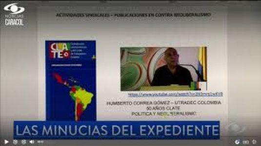 Colombia. Video inédito sobre investigación al Ejército por espionaje a