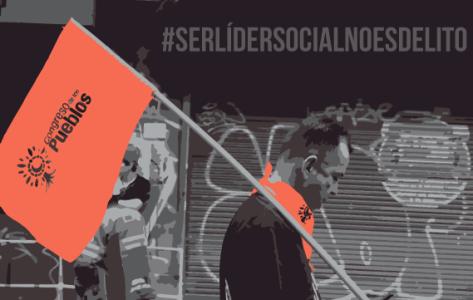Colombia. Congreso de los Pueblos denuncia persecución a líder social