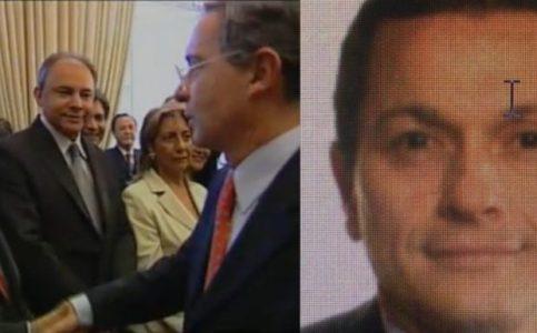 Colombia. Primo de Álvaro Uribe Vélez es el notario de