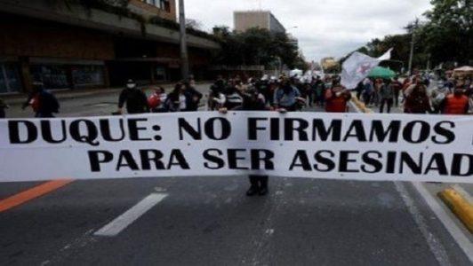 Colombia.Asesinan a otro excombatiente de las FARC-EP en Chocó