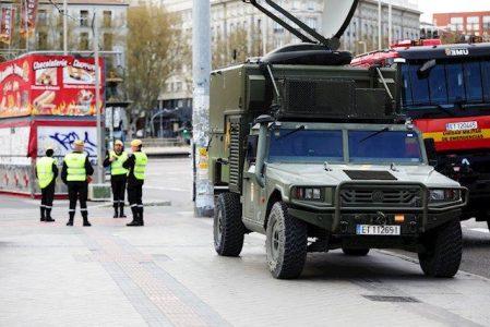 Continúa el despliegue del ejército en Andalucía – La otra Andalucía