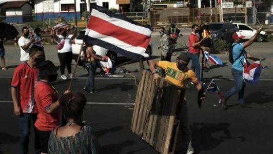 Costa Rica. El pueblo rechazó el acuerdo con el FMI