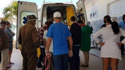 Cuba. Accidente de autobús deja 10 muertos y 25 heridos