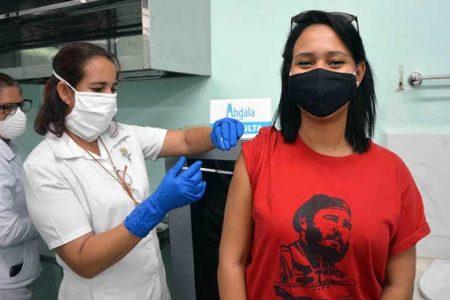 Cuba. Avanzan ensayos fase III de candidatos antiCovid-19