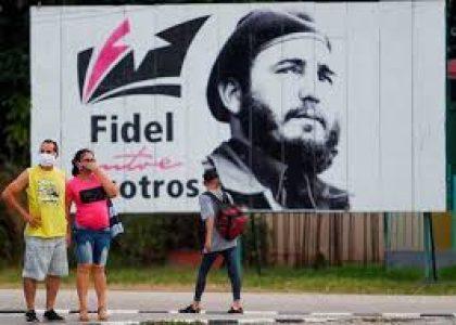 Cuba. Exhortan a jóvenes a seguir ideas emancipadoras de Fidel
