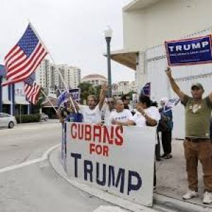 Cuba. La contrarrevolución cubana entre King y Trump