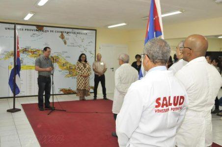 Cuba sigue enviando apoyo médico a países afectados por el Covid-19, ahora Venezuela – La otra Andalucía