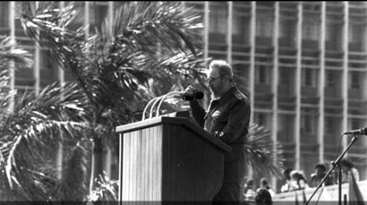 """Cuba. 20 años del concepto de Revolución: """"Es evidente que"""