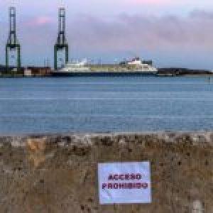 Cuba. Atraca en puerto  de Mariel crucero británico MS Braemar (+ Fotos y Videos)