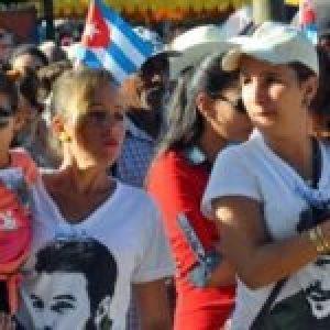 Cuba. Los logros de las mujeres en Revolución