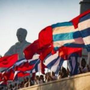 Cuba. Miguel Díaz-Canel: Martí conmigo, con nosotros