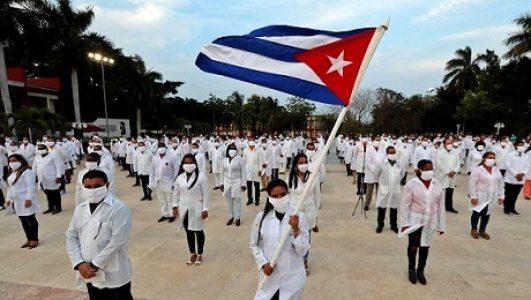 Cuba. Pide organización de EE.UU. Nobel de la Paz para
