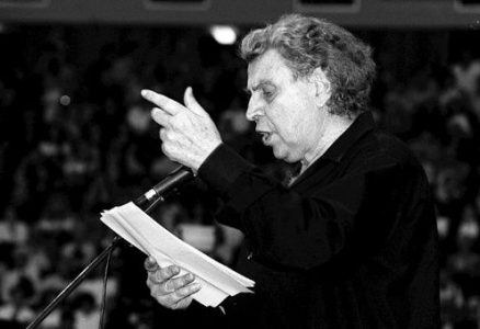 Cultura. Muere el compositor griego Mikis Theodorakis
