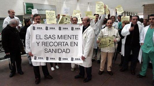Denuncian en Inspección de Trabajo al Servicio Andaluz de Salud por no proteger a trabajadores – La otra Andalucía