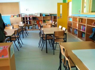 Denuncian la falta de precaución y prevención ante la vuelta a las aulas en pleno ascenso de los contagios