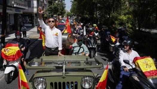 Detención ilegal y tortura policial a una mujer que protestó por la manifestación de Vox en Granada – La otra Andalucía