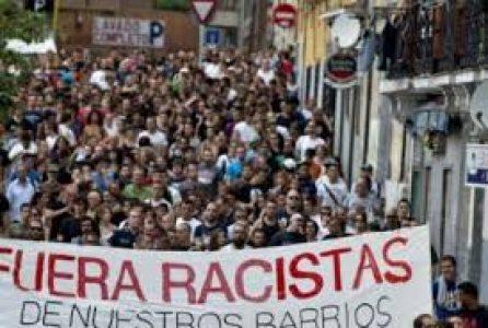 Detenido el autor de atentado racista y xenófobo