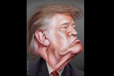 EEUU. Escritor británico escribe la mejor descripción de Trump