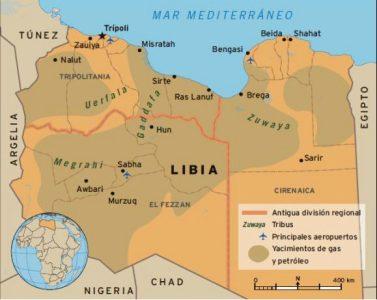 """Egipto pone la """"línea roja"""" en Sirte y Siria apoya al general Haftar – La otra Andalucía"""