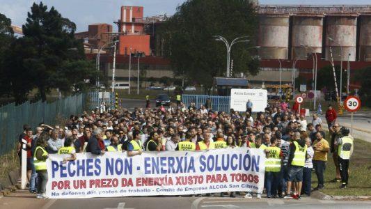 El Estado dio 37 millones de euros en ayuda pública a la empresa Alcoa y ahora cierra – La otra Andalucía