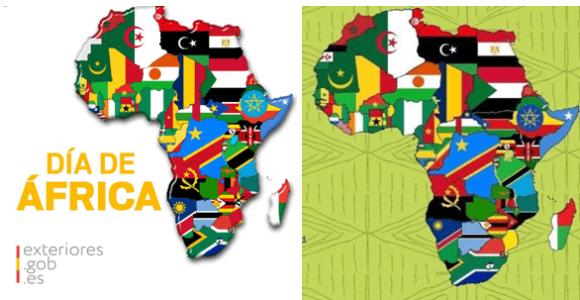 El Frente Polisario pide a la responsable de Exteriores una rectificación por borrar la bandera saharui del mapa africano – La otra Andalucía