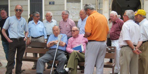 El Movimiento Andaluz en Defensa de las Pensiones rechaza la aprobación por el Congreso de las recomendaciones del Pacto de Toledo (vídeos)