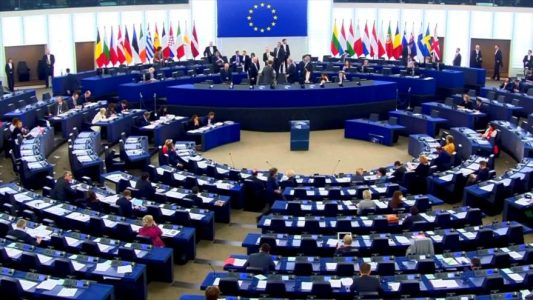 El Parlamento Europeo rechaza a la autodeterminación, pero solo a veces