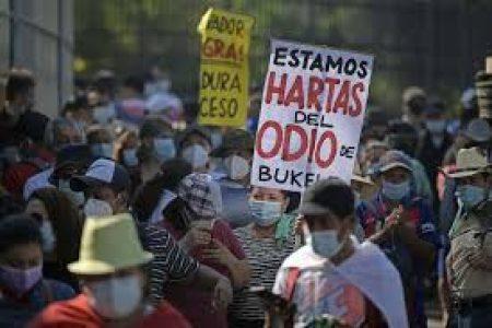 El Salvador. Golpe al círculo de Bukele señalados por corrupción
