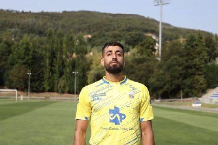 El futbolista palestino Oday Dabbagh ficha por el FC Arouca y jugará en la Primera División lusa