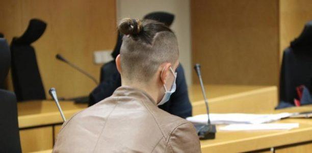 El joven andaluz Dani Gallardo condenado a cuatro años por las protestas tras la sentencia del 1-O