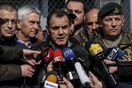 """El ministro de Defensa declara """"Estamos listos para la confrontación militar con Turquía"""" – La otra Andalucía"""