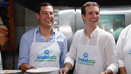 El presidente de la Junta hace alarde de neoliberalismo e ineptitud en su declaración tras la reunión con Pedro Sánchez – La otra Andalucía