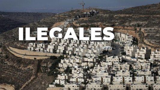 """El régimen de Israel """"aprueba"""" proyectos de mega asentamientos ilegales"""
