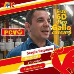 Elecciones a la Asamblea Nacional de Venezuela: Entrevista a Sergio Requena Astudillo, candidato de l'APR (Alternativa Popular Revolucionaria)