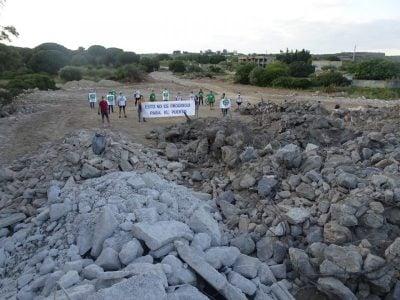 En jaque dos de los proyectos del Grupo Q por sus vertidos ilegales en El Puerto – La otra Andalucía