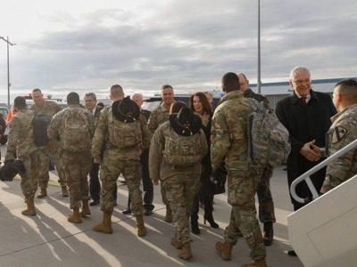 En la Europa cerrada del coronavirus, la UE abre las puertas a las tropas de EEUU – La otra Andalucía