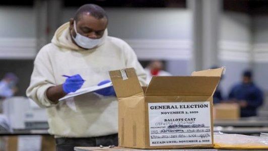 Estados Unidos. Departamento de Justicia niega fraude en elecciones