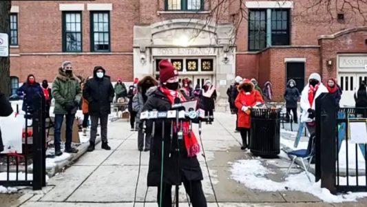 Estados Unidos: Docentes de Chicago se niegan a regresar a las aulas por temor al riesgo de contagio de coronavirus
