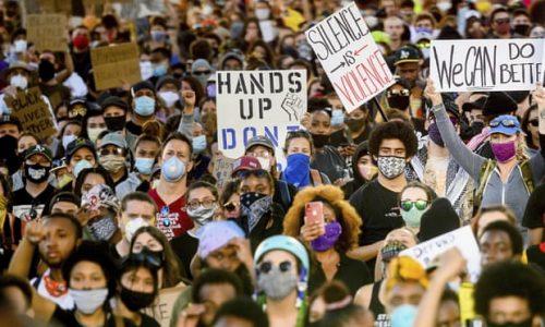 Estados Unidos. El desafío es convertir la protesta en política