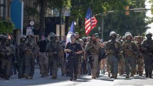 """Estados Unidos. Entra en pánico ante la """"salvaje"""" marcha convocada"""