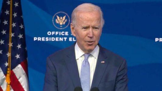 Estados Unidos. Joe Biden anuncia plan de estímulo económico