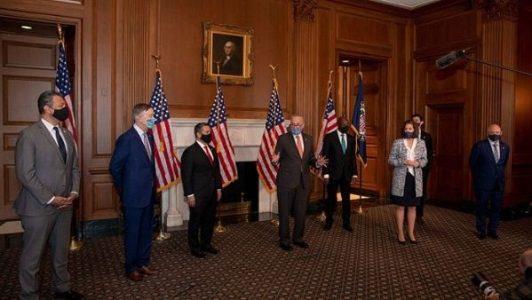 Estados Unidos. Líderes del Senado logran acuerdo de reparto de