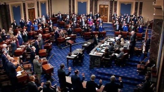 Estados Unidos. Senado aprueba cronograma de juicio a Trump