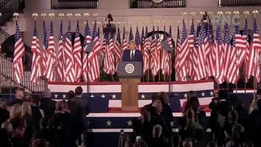 Estados Unidos. Trump acepta nominación republicana para presidenciales