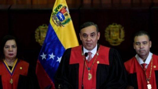 Estados Unidos lanza una recompensa por el presidente del Tribunal Supremo de Justicia de Venezuela – La otra Andalucía