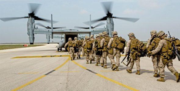 Estados Unidos quiere desplegar sus militares en Túnez de cara a una intervención militar directa en Libia – La otra Andalucía